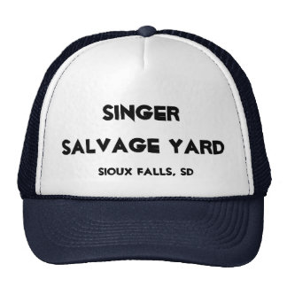 Singer Salvage Yard Cap