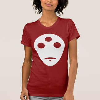 Singer's First Face Women's Fitted T-Shirt