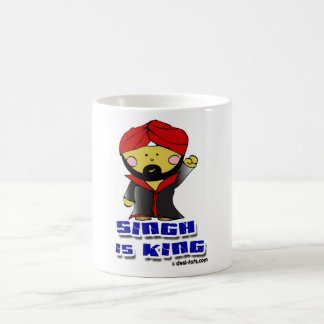 Singh is King! Coffee Mug