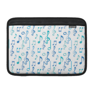 Singin' the Blues MacBook Sleeve