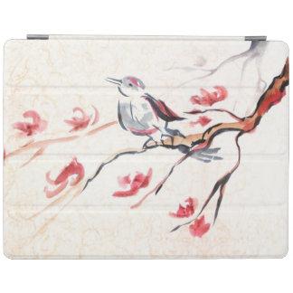 Singing Bird Background iPad Cover