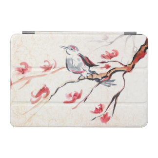 Singing Bird Background iPad Mini Cover