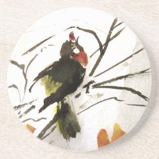 Singing Bird Coaster