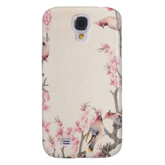 Singing Birds in Spring Galaxy S4 Case