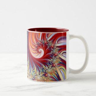 Singing blossom mugs