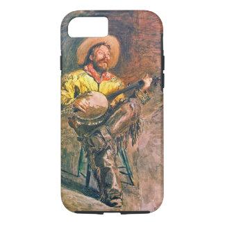 Singing Cowboy 1890 iPhone 7 Case