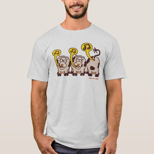 Singing Cows T-Shirt