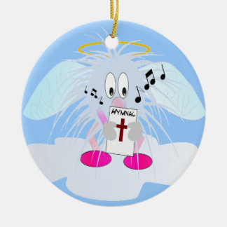 Singing in Heavens Choir Ornament