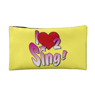 Singing Makeup Bag