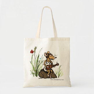Singing Mouse Tote