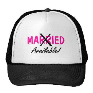 Single Available Mesh Hats