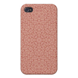 Single colored abstract pattern iPhone 4/4S covers