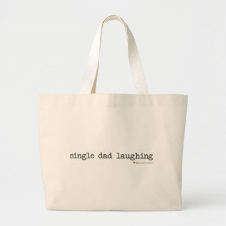 single dad laughing canvas bags
