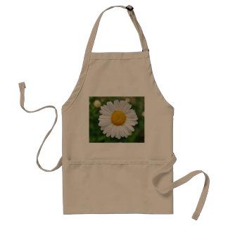 Single Daisy Flower Apron