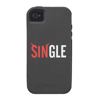 Single Dark iPhone 4/4S Cases