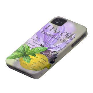 Single Essential Oils iPhone 4 Case