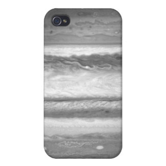 Single-Filter Jupiter Image (F437) iPhone 4/4S Covers
