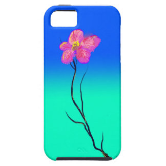 Single Flower iPhone 5 Covers