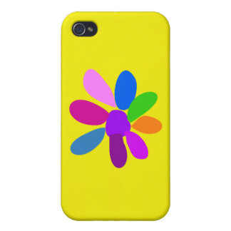 Single Flower iPhone 4/4S Cases