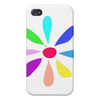Single Flower iPhone 4 Case