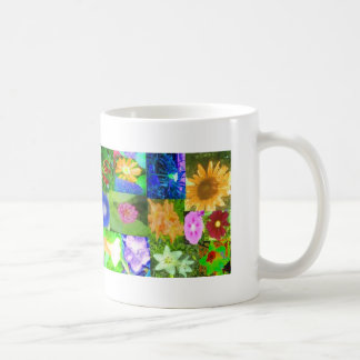 Single Flower Surprise from MaMaw's Garden Coffee Mug
