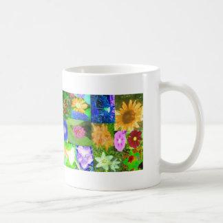 Single Flower Surprise from MaMaw's Garden Coffee Mug