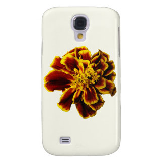 Single French Marigold Galaxy S4 Cover