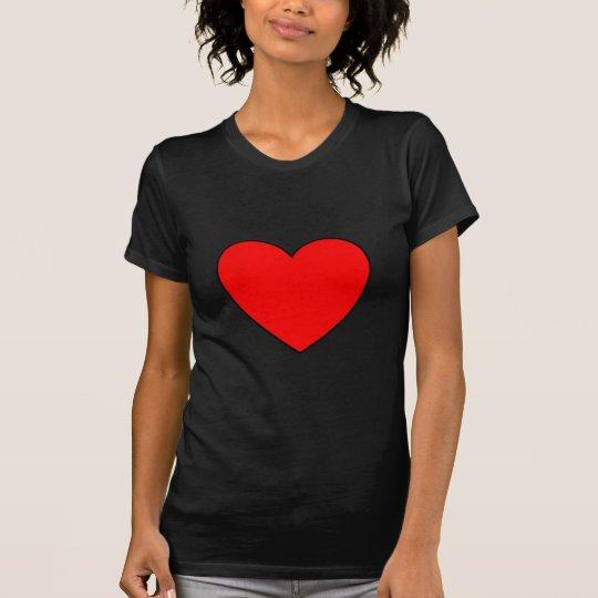 Single Heart T-Shirt