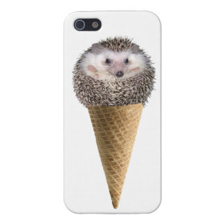 Single Hedgie Scoop Case For The iPhone 5