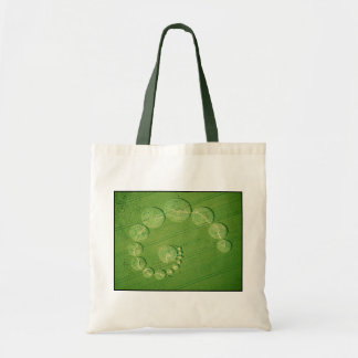Single Julia Crop Circle Tote Bag