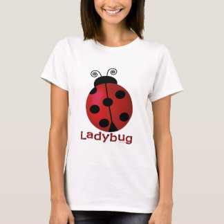 Single Ladybug T-Shirt