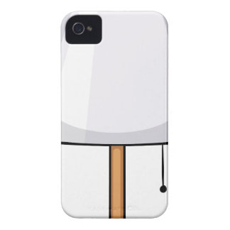 Single lamp iPhone 4 cover