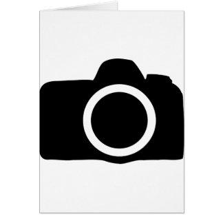 single lens reflex camera SLR icon Cards