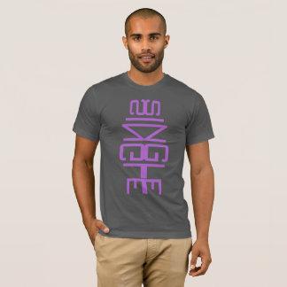 Single Lilac Totem T-Shirt