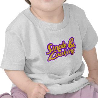 Single & Looking Tee Shirt