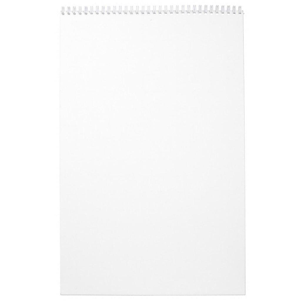 Single Page Calendar, Standard
