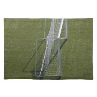 Single Soccer Goal Placemat