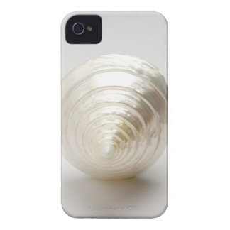 Single spiral seashell Case-Mate iPhone 4 case