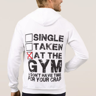 Single Taken at the Gym - Shirt for Lifters