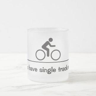 single track mind mugs
