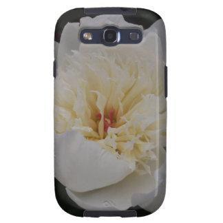 Single White Camellia Samsung Galaxy SIII Cover