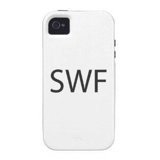 Single White Female.ai Vibe iPhone 4 Case