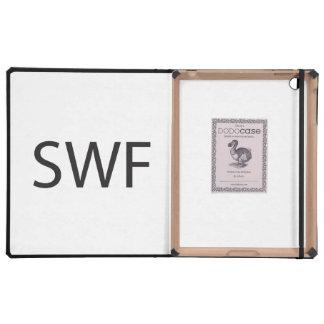 Single White Female ai iPad Folio Cases