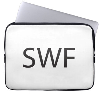 Single White Female ai Laptop Sleeves