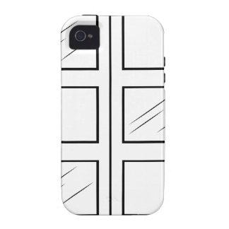 Single window vibe iPhone 4 cases