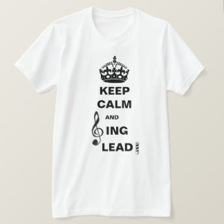 SingLead T-Shirt