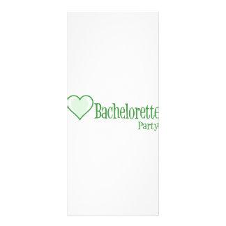 SingleHeart-BacheloretteParty-Grn Full Colour Rack Card
