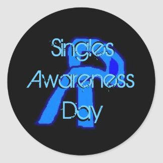 Singles Awareness Day Sticker
