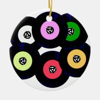 Singles Collection Christmas Ornament
