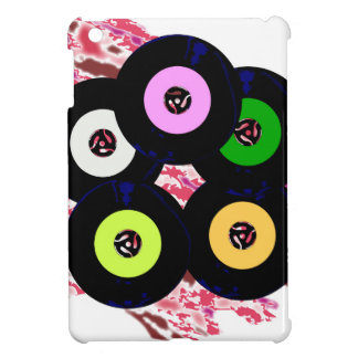 Singles Collection Jazz Background Cover For The iPad Mini